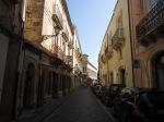 Alley in Ortigya, Syracuse