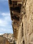 Underside of balcony, Modica
