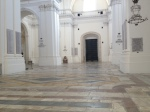 San Nicolo l'Arena Church, Catania, built 1558