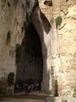Entrance to Dionysius Ear