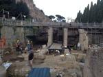 Excavations at Palatine