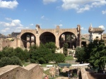 Basilica of Constantine and Maxentius, Forum