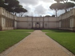 Villa Giulia, built 1551 for Pope Julius III
