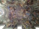Pozzo's ceiling in St. Ignatius Loyola's Church