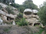 Cava D'Ispica dwellings