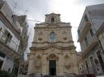 Santa Maria la Nova, cathedral, Scicli, rebuilt many times
