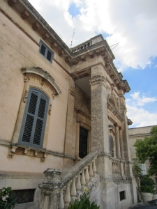 Branch of the university, Ragusa Ibla
