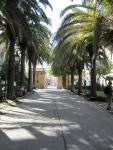 Ragusa Ibla city park