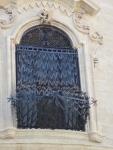 San Giuseppe window grill, Ragusa Ibla