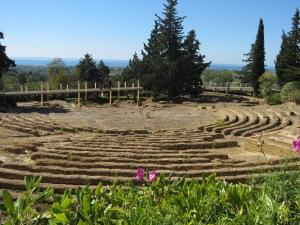Agora, adjacent to Archaeological Museum, Agrigento