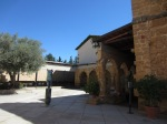Archaeological Museum courtyard, Agrigento