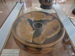 Fish platter, made in Syracuse (not New York), ceramic