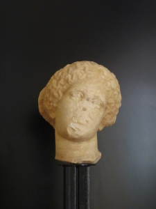 Head of Demeter, Temple of Castor and Pollux