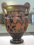 Large krater vase from Gela
