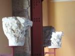 Capital fragments, Greek Theater, Catania