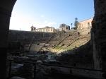 Greek (Roman) Theater, Catania, 1st century CE