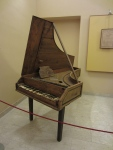 Oldest piano in Catania, Bellini Museum