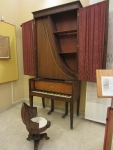 Upright piano, Bellini Museum