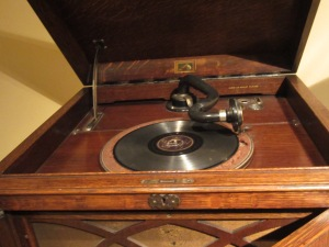 """Norma"" on the Phonograph"