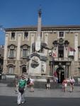 Elephant obelisk, Piazza del Duomo, Catania, 1736