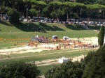 Circus Maximus in use for some athletic event