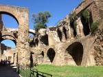 Severan Arcades and Baths
