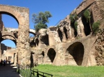 Severan Arcades and Baths