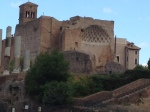 A view toward the Palatine Hill