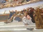 "Detail, ""Disputation"", Raphael"