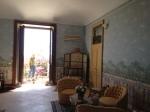 Salon near our room, Villa Favorita, Noto