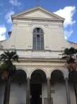 Facade of San Clemente Church, 12th century