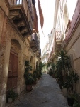 Alley in the old Jewish quarter?