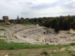 Greek Theatre, Syracuse, 5th century BCE