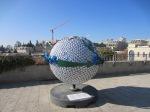 Aluminum can globe