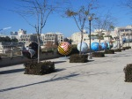 Cool Globes Public Art