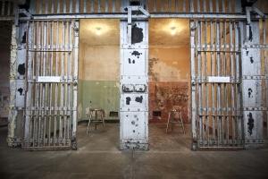 Ai Weiwei, Stay Tuned, 2014 (installation detail, A Block, Alcatraz)