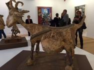 """Bronze """"Goat"""", 1950s"""