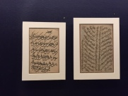 Calligraphic pages from Iran and Turkey, 18th or 19th century