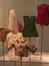 Children's clothing including outfits for special rituals such as circumcision