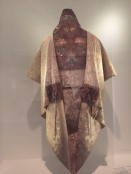 A Tallit (prayer shawl) from Western Europe, 18th century
