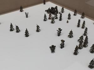 My favorite- the gunshell forest