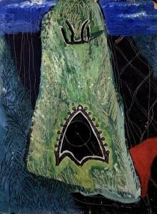 """Max Ernst, """"Vegetation"""", 1925"""