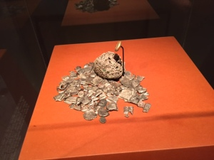 Silver Hoard, late 11th century BCE