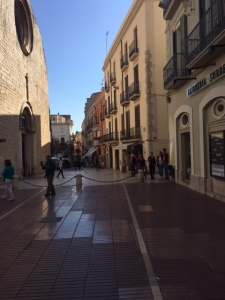 Downtown Figueres