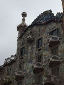 Notice the dragon form on the roof (remember St. George and the Dragon)...