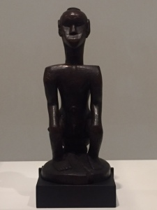 Sub Sahara, wood sculpture, 19th century